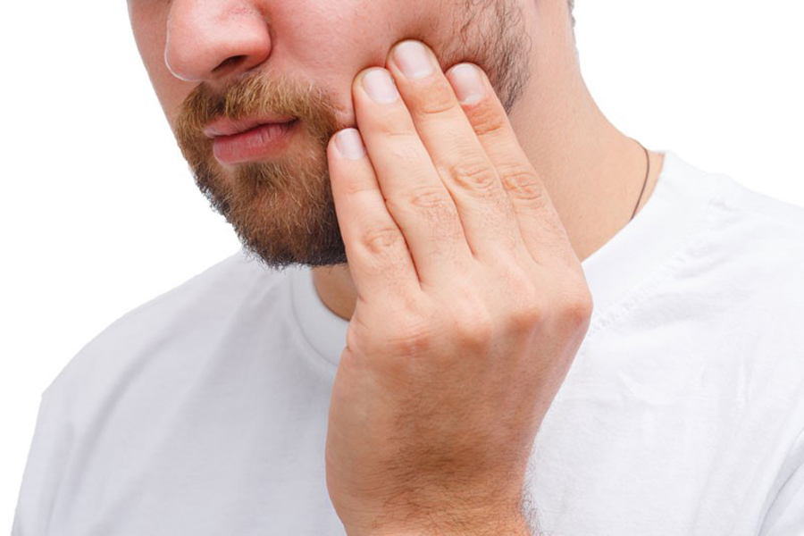 How long does dental bone graft pain last?